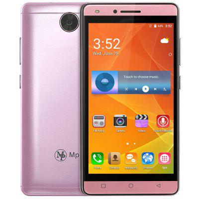 Mpie MG6 3G Smartphone Android 5.1 5.0 inch MTK6580 1.3GHz Quad Core 1GB RAM 8GB ROM Gravity Sensor GPS Image