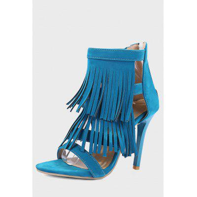 Fashionable Tassel Sandals for Women