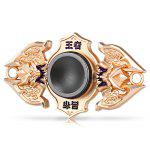 King of Glory Lu Bu Zinc Alloy Fidget Spinner