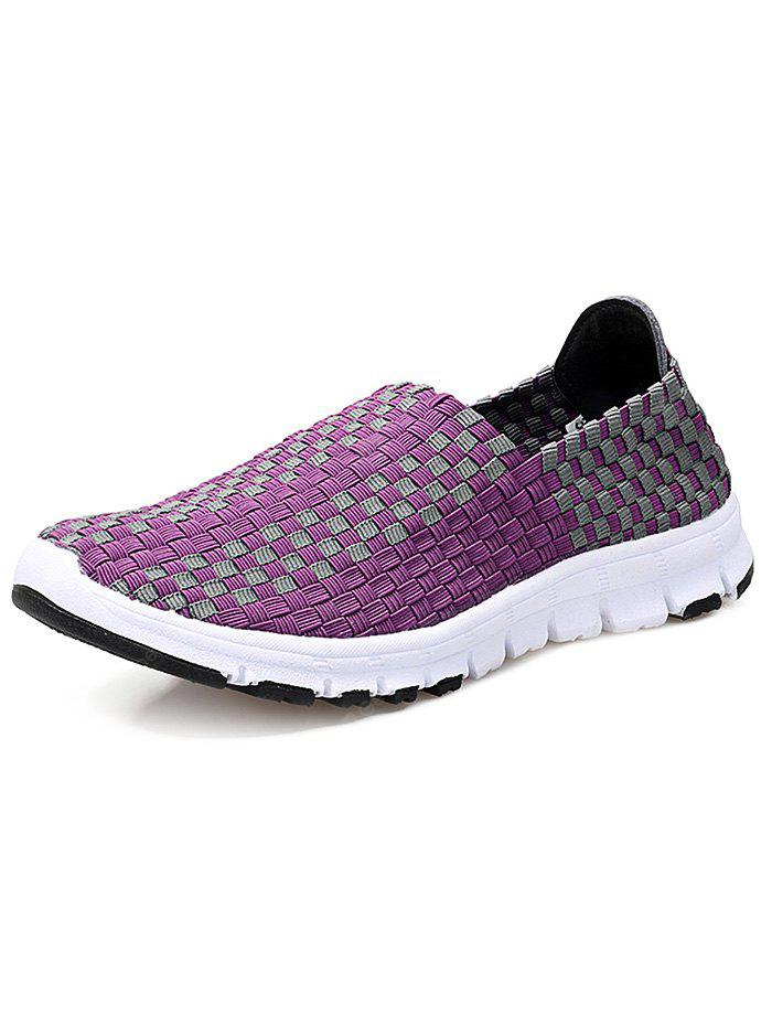 Ladies Weaving Slip On Shoes sast for sale cheap sale cost isEbdwp