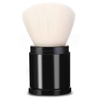 Retractable Foundation Makeup Tool Loose Powder Contour Blush Brush