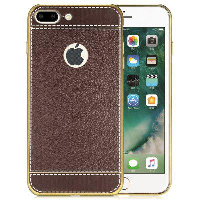 ASLING Leather Grain Back Case