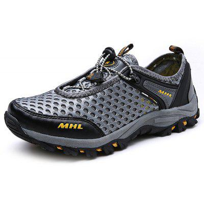 Men Mesh Hiking Shoes