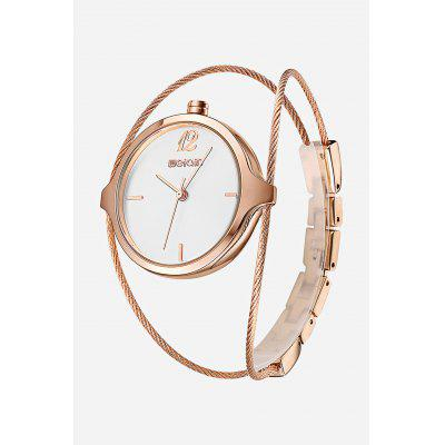 WeiQin W4836 Fashion Quartz Watch for Women