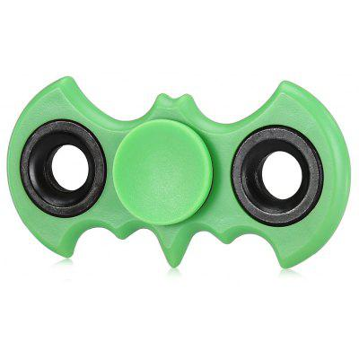 Two-blade Bat Shape ADHD ABS Fidget Spinner