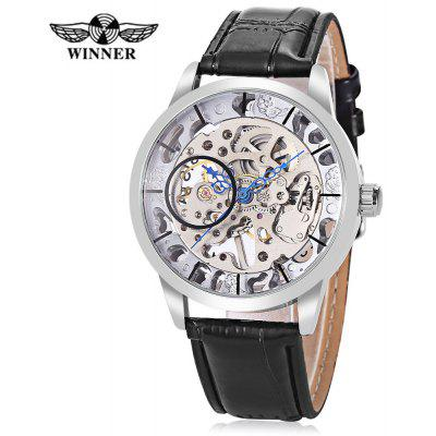 Winner F120520 Men Auto Mechanical Watch