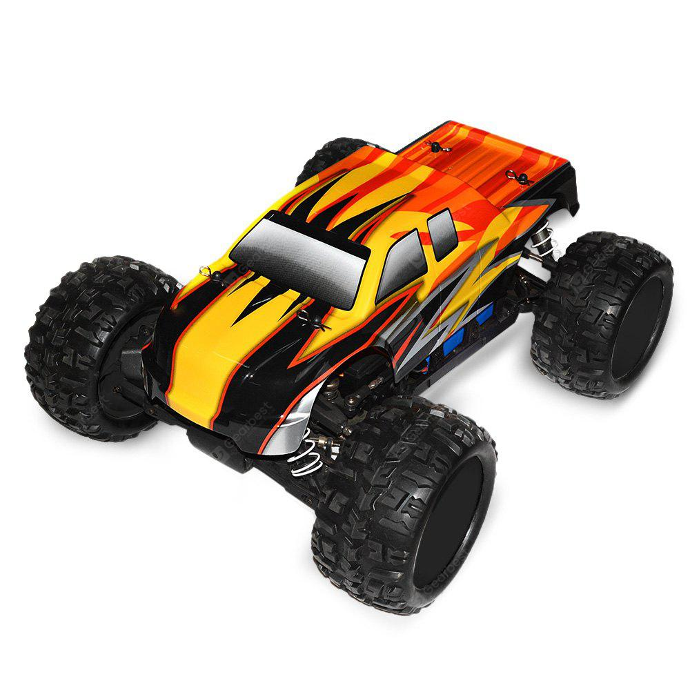 ZD Racing 08427 1:8 RC Big Foot Truck RTR 80km/h / 6061 Aluminum Alloy Chassis / 9kg High-torque Servo
