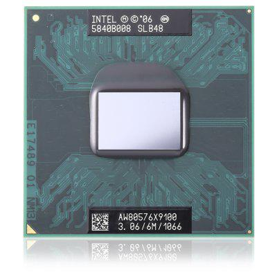 Original Intel X9100 Séries 3.06GHz Dual Core PGA478 CPU