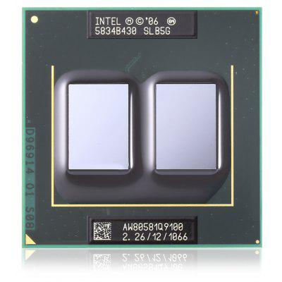 Original Intel Q9100 Serie 2,26 GHz Quad Core PGA478 CPU