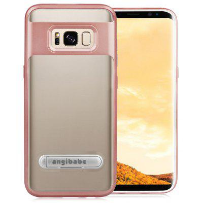 Angibabe Frame Back Back Case Cover para Samsung Galaxy S8 Plus