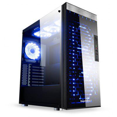 Segotep RGB Full Tower USB 3.0 Ordinateur PC PC Mainframe