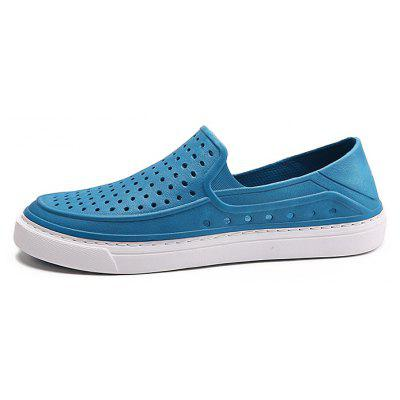 Slip On Men Holes Sandals