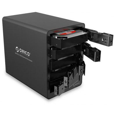 ORICO 9558U3 5-bay USB 3.0 to SATA HDD Enclosure