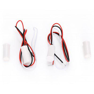 2 Pairs RC - 35 Wired Window / Door Magnetic Switch Sensor