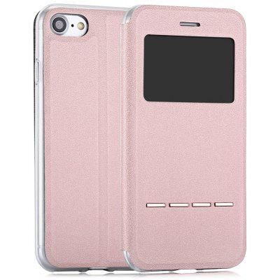 ASLING Flip PU Cover for iPhone 7