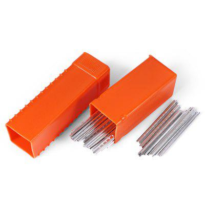 HakkaDeal 90pcs 0.05-type Key Cylinder Tin Bar