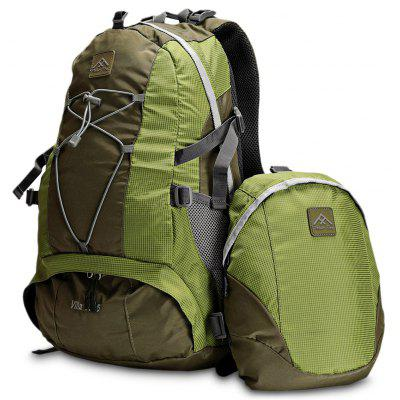 Polar Fire 2-piece Leisure Backpack + Bag