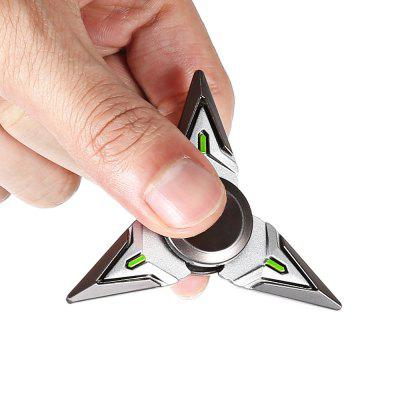 Tri-blade Weapon Fidget Spinner Stress ADHD Relief ToyFidget Spinners<br>Tri-blade Weapon Fidget Spinner Stress ADHD Relief Toy<br><br>Center Bearing Material: Stainless Steel Bearing<br>Frame material: Zinc Alloy<br>Package Contents: 1 x Hand Spinner<br>Package size (L x W x H): 13.60 x 12.20 x 2.70 cm / 5.35 x 4.8 x 1.06 inches<br>Package weight: 0.0800 kg<br>Product size (L x W x H): 7.00 x 7.00 x 1.00 cm / 2.76 x 2.76 x 0.39 inches<br>Product weight: 0.0350 kg<br>Swing Numbers: Tri-Bar<br>Type: Triple Blade