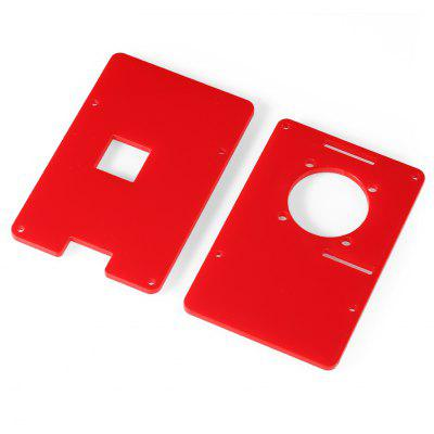 Protective Acrylic Case for Raspberry Pi 3B / 2B / B