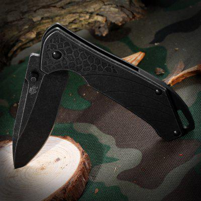 Sanrenmu 7089 LUY - SDW3 Foldable Knife with Clip and Liner Lock