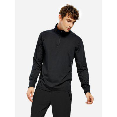 ZANSTYLE Men Long Sleeve Sweatshirt