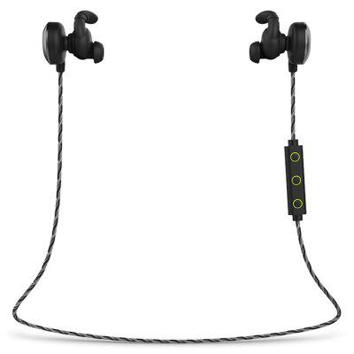 MIFO U2 Noise Canceling Sport Wireless EarphonesEarbud Headphones<br>MIFO U2 Noise Canceling Sport Wireless Earphones<br><br>Application: Sport, Portable Media Player, Mobile phone<br>Battery Capacity(mAh): 120mAh<br>Battery Types: Built-in Li-ion battery<br>Bluetooth: Yes<br>Bluetooth Version: V4.1<br>Brand: mifo<br>Charging Time.: 2h<br>Compatible with: iPhone<br>Connectivity: Wireless<br>Frequency response: 20~20KHz<br>Function: Answering Phone, Microphone, Noise Cancelling, Song Switching, Voice control<br>Impedance: 16ohms<br>Language: English<br>Material: PC, Aluminum Alloy, ABS<br>Model: U2<br>Music Time: 6 - 8h<br>Package Contents: 1 x MIFO U2 Bluetooth Noise-canceling Sport Earbuds, 1 x USB Cable, 2 x Pair of Ear Hook, 4 x Hook for Cable, 1 x English User Manual<br>Package size (L x W x H): 17.00 x 5.00 x 4.50 cm / 6.69 x 1.97 x 1.77 inches<br>Package weight: 0.1080 kg<br>Product weight: 0.0790 kg<br>Sensitivity: 100 ± 3 dB<br>Standby time: About a week<br>Talk time: 8h<br>Type: In-Ear<br>Wearing type: In-Ear