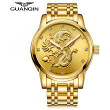 GUANQIN GS19069 Men Quartz Watch