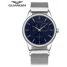 GUANQIN GS19055 Men Quartz Wristwatch