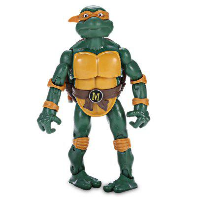 Animation Turtle Design Figurine Model - 4pcs / setMovies &amp; TV Action Figures<br>Animation Turtle Design Figurine Model - 4pcs / set<br><br>Completeness: Finished Goods<br>Gender: Unisex<br>Materials: PVC<br>Package Contents: 4 x Action Figure<br>Package size: 22.00 x 18.00 x 8.00 cm / 8.66 x 7.09 x 3.15 inches<br>Package weight: 0.6850 kg<br>Stem From: Japan<br>Theme: Movie and TV