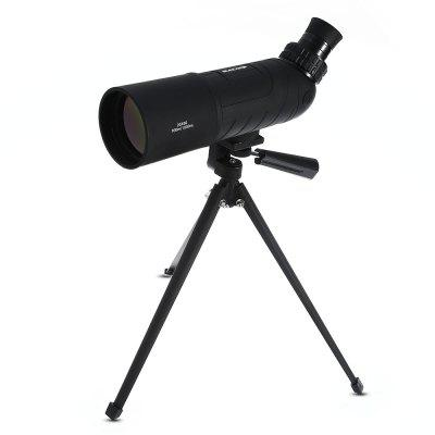 SUNCORE 20 x 60mm Monoculare Supporto Triangolo Telescopio