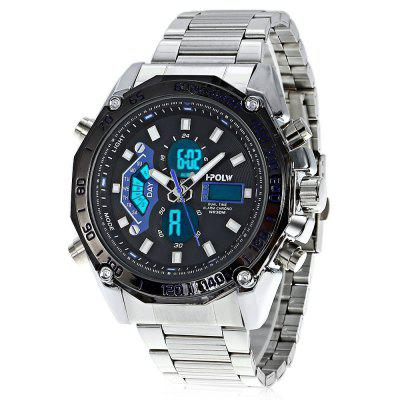 HPOLW 600 Men Dual Movt Watch