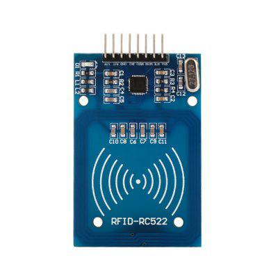LDTR - WG0015 NFC RFID - RC522 High Sensitivity RF IC Card Smart Key Sensor Module Kit