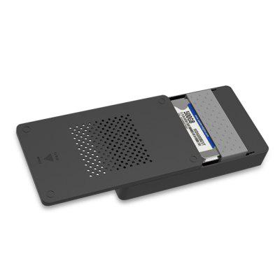 ORICO 3569C3 - BK 3.5 inch Type-C Hard Drive Enclosure CaseHDD Enclosure<br>ORICO 3569C3 - BK 3.5 inch Type-C Hard Drive Enclosure Case<br><br>Application: Desktop, Laptop<br>Brand: ORICO<br>Color: Black<br>Design: Compact, Portable<br>Material: ABS<br>Model: 3569C3-BK<br>Package Size(L x W x H): 20.20 x 12.50 x 4.30 cm / 7.95 x 4.92 x 1.69 inches, 20.20 x 12.50 x 4.30 cm / 7.95 x 4.92 x 1.69 inches<br>Package weight: 0.5250 kg, 0.5250 kg<br>Packing List: 1 x  Hard Drive Enclosure, 1 x  Hard Drive Enclosure<br>Product Size(L x W x H): 19.20 x 11.50 x 3.30 cm / 7.56 x 4.53 x 1.3 inches, 19.20 x 11.50 x 3.30 cm / 7.56 x 4.53 x 1.3 inches<br>Product weight: 0.0700 kg<br>Size: 3.5 inch