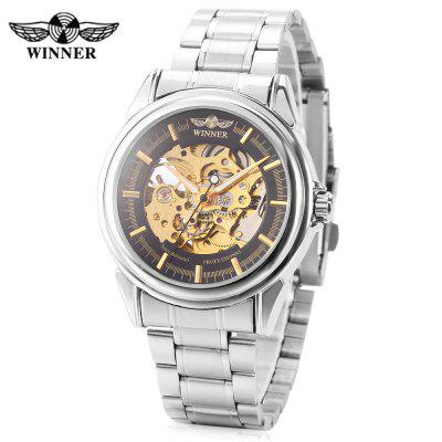 Winner A025 Male Auto Mechanical Wristwatch