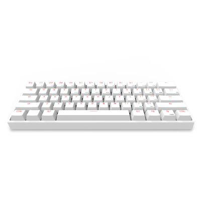 Obins Anne Pro CK101 Mechanical KeyboardKeyboards<br>Obins Anne Pro CK101 Mechanical Keyboard<br><br>Anti-ghosting Number: 61<br>Battery Capacity (mAh): 800mAh<br>Battery Type: Lithium-ion battery<br>Bluetooth Version: V4.0<br>Brand: Obins<br>Connection: Bluetooth<br>Features: Ergonomic<br>Interface: Micro USB<br>Key Number: 61<br>Keyboard Lifespan ( times): 50 million<br>Keyboard Type: Mechanical Keyboard<br>Material: ABS<br>Model: Anne Pro<br>Package Contents: 1 x Obins Anne Pro Mechanical Keyboard, 1 x USB Receiver, 1 x USB Cable, 1 x Key Puller<br>Package size (L x W x H): 35.00 x 13.30 x 5.30 cm / 13.78 x 5.24 x 2.09 inches<br>Package weight: 0.7920 kg<br>Product size (L x W x H): 28.70 x 9.70 x 4.00 cm / 11.3 x 3.82 x 1.57 inches<br>Product weight: 0.5800 kg<br>Response Speed: 1ms<br>System support: Windows 2003, Mac OS, Linux, IOS, Android, Nintendo, Windows, Windows 10, Windows 7, Windows 8, Windows 95, Windows 98, Windows 98SE, Windows 2000, Windows ME, Windows NT, Windows Vista, Windows XP<br>Type: Keyboard<br>Working Time: 5 hours ( depending on the brightness of the light )