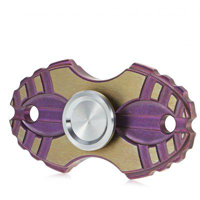 FURA 8-shape Dual-bar Hand Spinner with TC4 Titanium Alloy