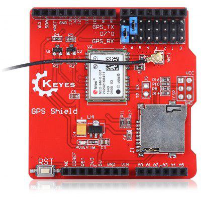 KEYES GPS Shield Expansion Board