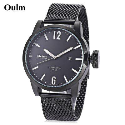 Oulm 3194 Male Quartz Watch