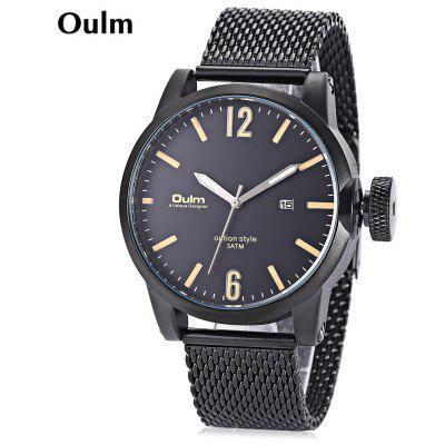 Oulm 3194 Men Quartz Watch