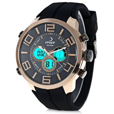 HPOLW 1508 Men Dual Movt Watch