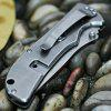 GANZO G723 Folding Knife with G104 - S Multifunctional Pliers - COLORMIX