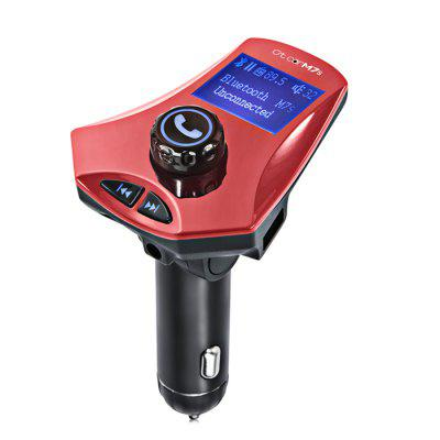 M7S Bluetooth USB Car Charger MP3 Player FM Transmitter