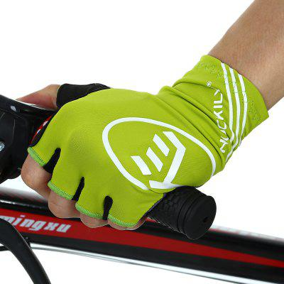 Pair of NUCKILY PC04 Half-finger Cycling Gloves with Gel PadOther Sports Gadgets<br>Pair of NUCKILY PC04 Half-finger Cycling Gloves with Gel Pad<br><br>Best Use: Climbing,Cycling,Mountaineering<br>Brand: NUCKILY<br>Gender: Unisex<br>Package Contents: 1 x Pair of NUCKILY PC04 Cycling Gloves<br>Package Dimension: 26.00 x 12.00 x 3.00 cm / 10.24 x 4.72 x 1.18 inches<br>Package weight: 0.0770 kg<br>Product weight: 0.0300 kg