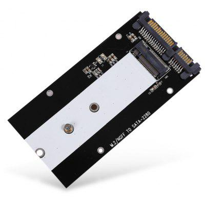ZOMY S103 - 1N - PCBA M.2 NGFF SSD to SATA 3.0 Converter Adapter Card