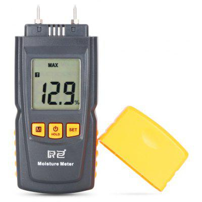 RZ RZ605 LCD Display Digital Wood Moisture Meter