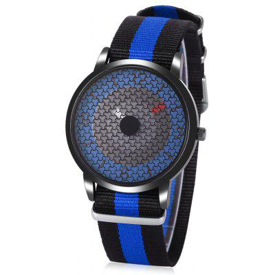 5198 Unisex Quartz Watch