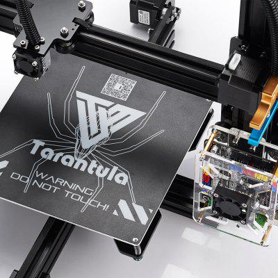 Tevo Tarantula 3D Printer DIY Kit 2017 newest tevo tarantula 3d printer impresora 3d diy impressora 3d with filament micro sd card titan extruder i3 3d printer