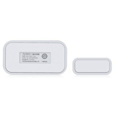 Xiaomi Aqara Window Door SensorAccess Control<br>Xiaomi Aqara Window Door Sensor<br><br>Brand: Xiaomi<br>Color: Milk White<br>Material: Plastic<br>Model: Aqara<br>Package Contents: 1 x Xiaomi Aqara Window Door Sensor Set, 1 x Chinese User Manual<br>Package size (L x W x H): 11.00 x 7.70 x 2.70 cm / 4.33 x 3.03 x 1.06 inches<br>Package weight: 0.0630 kg<br>Product weight: 0.0160 kg