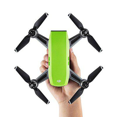 DJI Spark Mini RC Selfie DroneHot Products<br>DJI Spark Mini RC Selfie Drone<br><br>Battery: 1480mAh 11.4V 16.87Wh LiPo ( included )<br>Battery Weight: approx. 0.2lbs ( 95g )<br>Brand: DJI<br>Built-in Gyro: 6 Axis Gyro<br>Camera Pixels: 3968 x 2976 ( JPEG ), 12MP<br>Channel: Unknown<br>Compatible with Additional Gimbal: No<br>Control Distance: 1 - 2km<br>Diagonal Length: 170mm<br>Features: WiFi FPV, WiFi APP Control, Radio Control, Camera, Brushless Version<br>Flying Time: 15 - 16mins<br>FPV Distance: 2km<br>Functions: WiFi Connection, Visual Tracking, Up/down, Turn left/right, Face recognition, Forward/backward, Headless Mode, One Key Automatic Return, Sense and Avoid, Sport Mode, Tap to Fly<br>Hover Accuracy: vertical: + / -0.1m ( when Vision Positioning is active ) or + / -0.5m; horizontal: + / -0.3m ( when Vision Positioning is active ) or + / -1.5m<br>Kit Types: RTF<br>Level: Advanced Level<br>Max Ascent Speed: 9.8 feet/s ( 3m/s ) in Sport Mode without wind<br>Max Descent Speed: 9.8 feet/s ( 3m/s ) in Sport Mode without wind<br>Max Flying Height: 13,123 feet ( 4,000m )<br>Max Speed: 31 mph ( 50 kph ) in Sport Mode without wind<br>Model: Spark<br>Model Power: Rechargeable Battery<br>Motor Type: Brushless Motor<br>Package Contents: 1 x Aircraft, 1 x Transmitter, 4 x Pair of Propellers, 4 x Propeller Guard, 2 x Intelligent Flight Battery, 1 x Charger, 1 x Micro USB Cable, 1 x Battery Charging Hub, 1 x Power Cable, 1 x Storage Box<br>Package size (L x W x H): 25.00 x 21.00 x 21.00 cm / 9.84 x 8.27 x 8.27 inches<br>Package weight: 2.0400 kg<br>Product size (L x W x H): 14.30 x 14.30 x 5.50 cm / 5.63 x 5.63 x 2.17 inches<br>Product weight: 0.3000 kg<br>Radio Mode: Mode 2 (Left-hand Throttle),WiFi APP<br>Remote Control: 2.4GHz Wireless Remote Control<br>Satellite System: GLONASS,GPS<br>Size: Mini<br>Transmitter Power: Built-in rechargeable battery<br>Type: Outdoor, Quadcopter, Indoor<br>Video Resolution: FHD: 1920 x 1080 30fps ( MP4 )