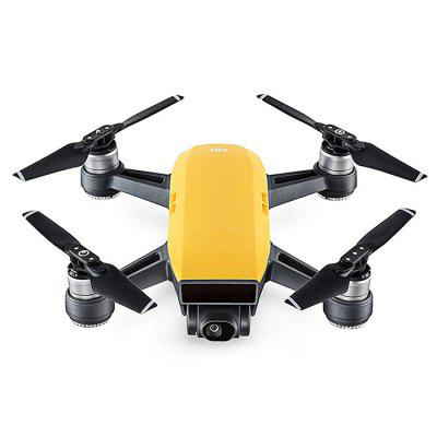 DJI Spark Mini RC Selfie DroneRC Quadcopters<br>DJI Spark Mini RC Selfie Drone<br><br>Battery: 1480mAh 11.4V 16.87Wh LiPo ( included )<br>Battery Weight: approx. 0.2lbs ( 95g )<br>Brand: DJI<br>Built-in Gyro: 6 Axis Gyro<br>Camera Pixels: 3968 x 2976 ( JPEG ), 12MP<br>Channel: Unknown<br>Compatible with Additional Gimbal: No<br>Control Distance: 1 - 2km<br>Diagonal Length: 170mm<br>Features: Brushless Version, WiFi FPV, WiFi APP Control, Radio Control, Camera<br>Flying Time: 15 - 16mins<br>FPV Distance: 2km<br>Functions: WiFi Connection, Visual Tracking, Up/down, Turn left/right, Face recognition, Forward/backward, Gesture Mode, Headless Mode, One Key Automatic Return, Sense and Avoid, Sport Mode, Tap to Fly<br>Hover Accuracy: vertical: + / -0.1m ( when Vision Positioning is active ) or + / -0.5m; horizontal: + / -0.3m ( when Vision Positioning is active ) or + / -1.5m<br>Kit Types: RTF<br>Level: Advanced Level<br>Max Ascent Speed: 9.8 feet/s ( 3m/s ) in Sport Mode without wind<br>Max Descent Speed: 9.8 feet/s ( 3m/s ) in Sport Mode without wind<br>Max Flying Height: 13,123 feet ( 4,000m )<br>Max Speed: 31 mph ( 50 kph ) in Sport Mode without wind<br>Model: Spark<br>Model Power: Rechargeable Battery<br>Motor Type: Brushless Motor<br>Package Contents: 1 x Aircraft, 1 x Transmitter, 4 x Pair of Propellers, 4 x Propeller Guard, 2 x Intelligent Flight Battery, 1 x Charger, 1 x Micro USB Cable, 1 x Battery Charging Hub, 1 x Power Cable, 1 x Storage Box<br>Package size (L x W x H): 25.00 x 21.00 x 21.00 cm / 9.84 x 8.27 x 8.27 inches<br>Package weight: 2.0400 kg<br>Product size (L x W x H): 14.30 x 14.30 x 5.50 cm / 5.63 x 5.63 x 2.17 inches<br>Product weight: 0.3000 kg<br>Radio Mode: Mode 2 (Left-hand Throttle),WiFi APP<br>Remote Control: 2.4GHz Wireless Remote Control<br>Satellite System: GLONASS,GPS<br>Size: Mini<br>Transmitter Power: Built-in rechargeable battery<br>Type: Outdoor, Quadcopter, Indoor<br>Video Resolution: FHD: 1920 x 1080 30fps ( MP4 )
